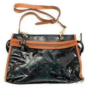 NEW Cavalcanti Leather Italian Handbag Tote